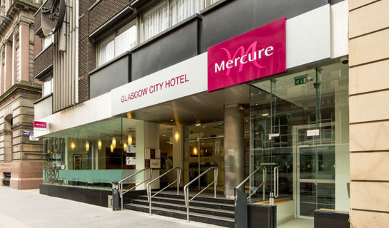 MERCURE GLASGOW CITY Glasgow