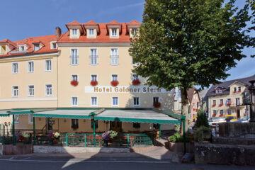AKZENT HOTEL GOLDNER STERN Muggendorf