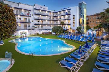 GHT BALMES HOTEL, APARTHOTEL & SPLASH Calella