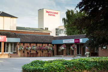 MERCURE MAIDSTONE GREAT DANES HOTEL Maidstone