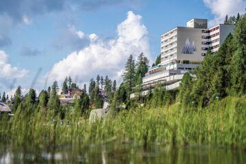 PANORAMA HOTEL TURRACHER HÖHE Ebene Reichenau