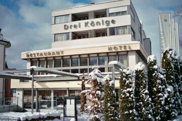 HOTEL DREI KÖNIGE Einsiedeln