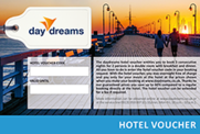 daydreams hotel voucher